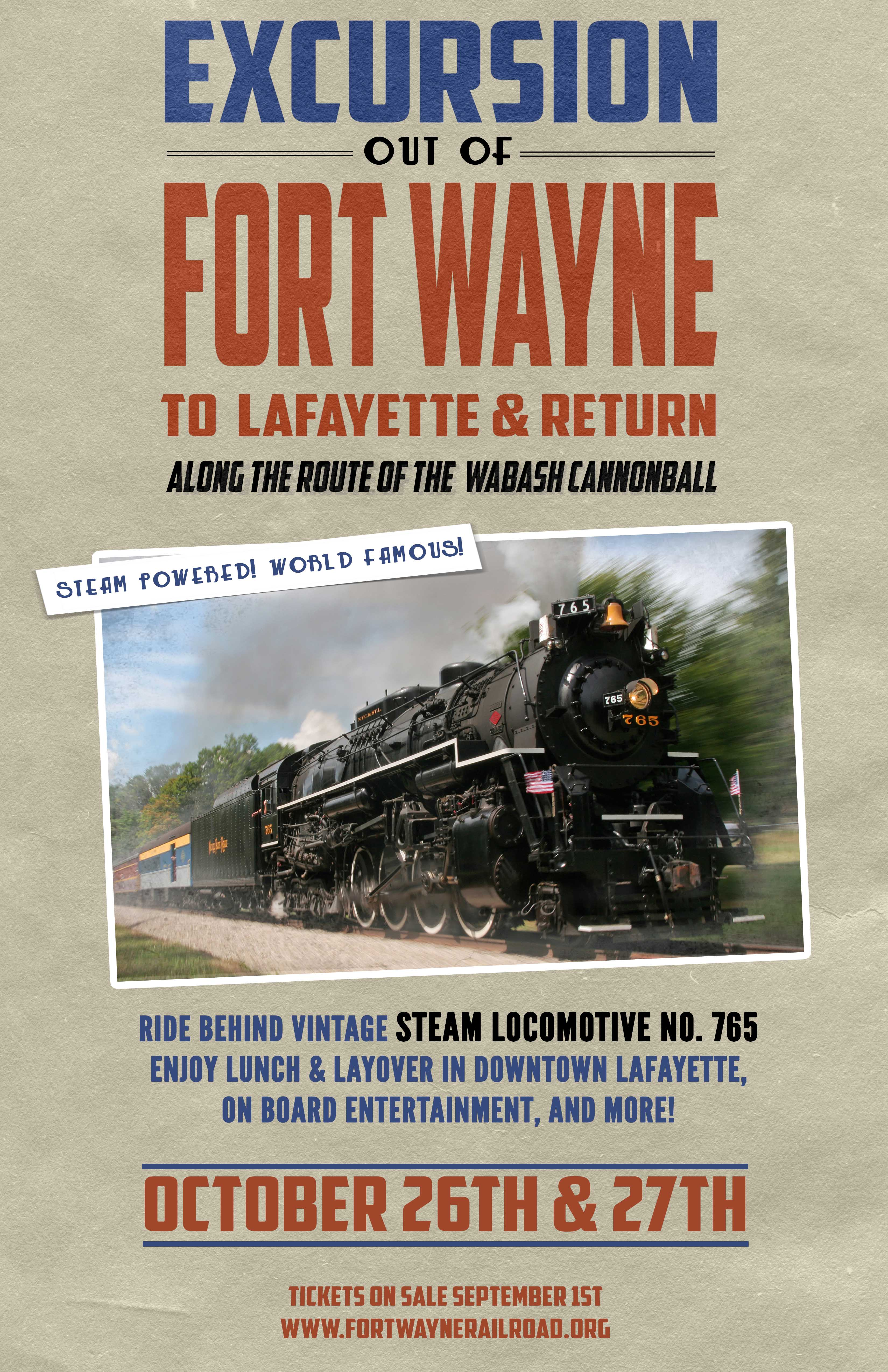 All Aboard Fort Wayne