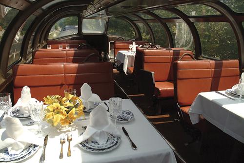 Dome Car
