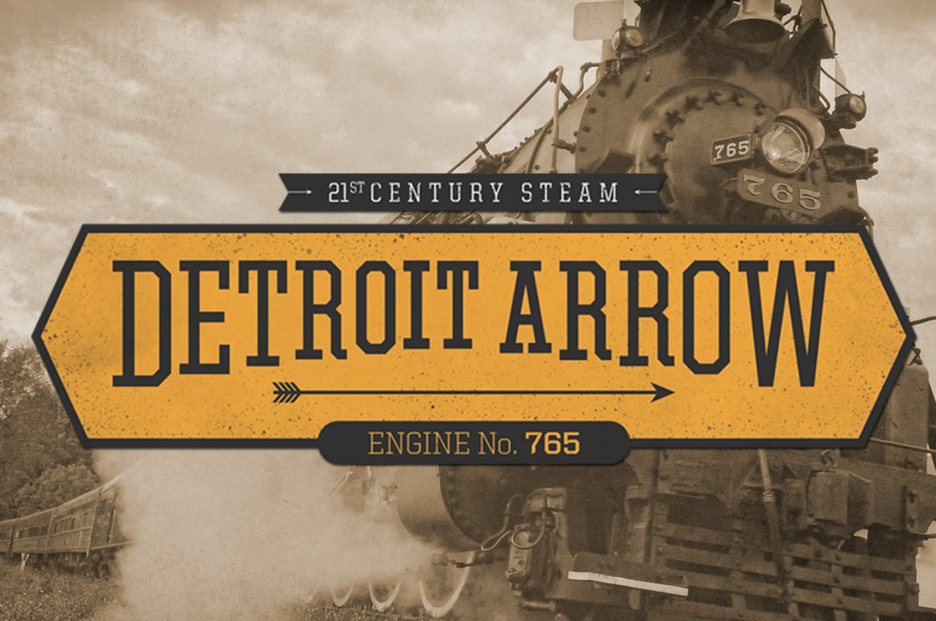 21st Century Steam - Detroit Arrow