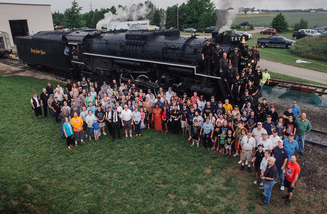 Welcome to the new Members Area! – Fort Wayne Railroad