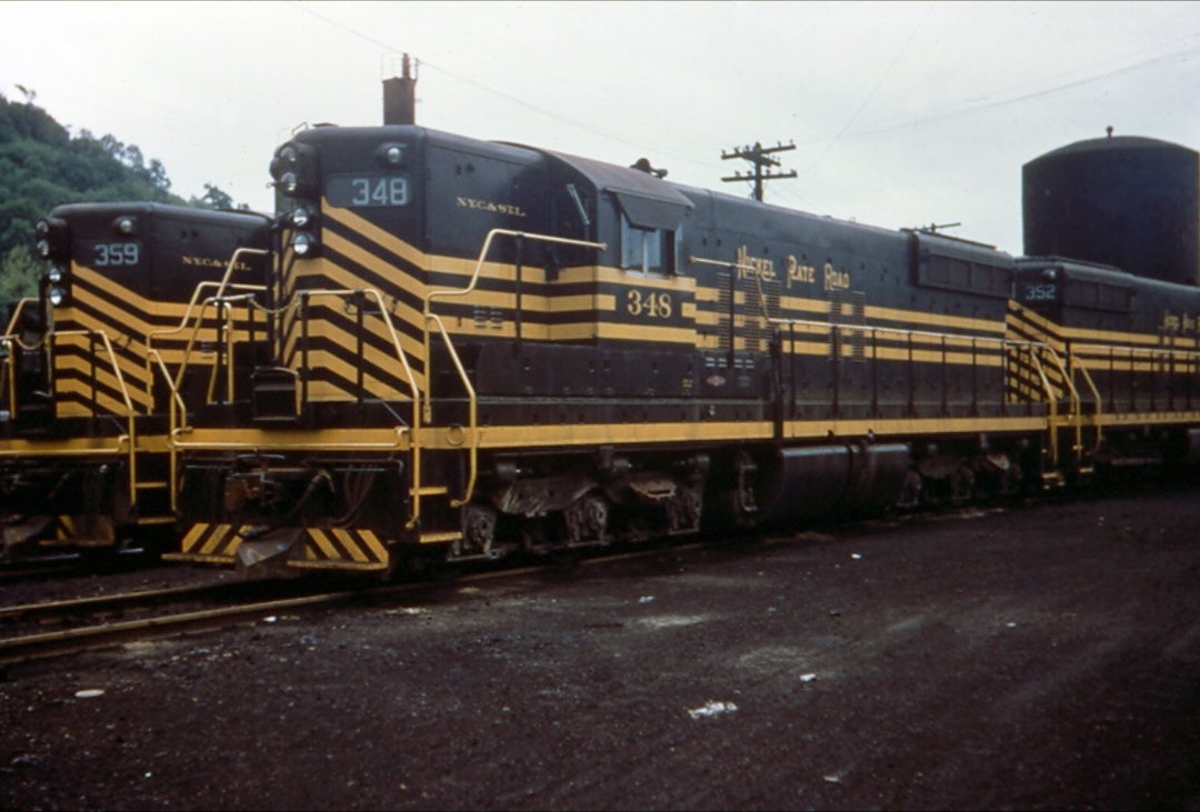 Project 358 to restore former Nickel Plate SD9