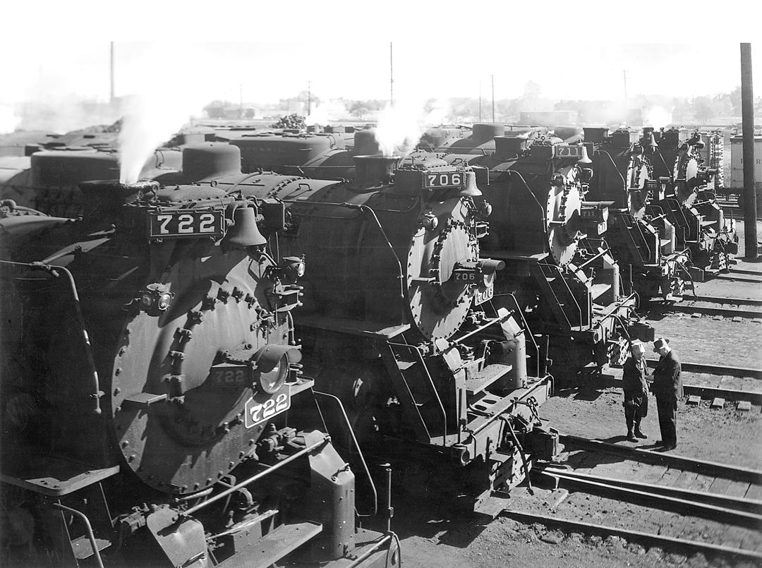 Nickel Plate Road no  765 – Fort Wayne Railroad Historical